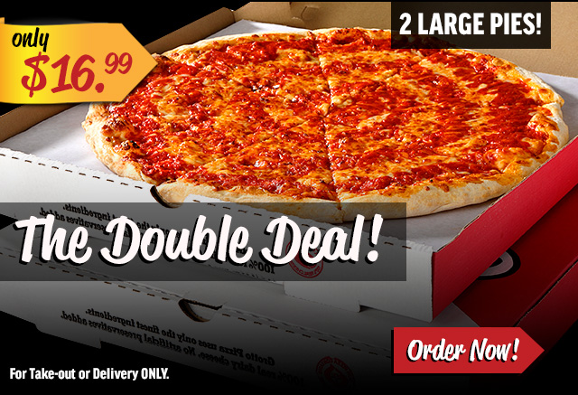 NEW! Take-Out & Delivery Specials! Order Now!
