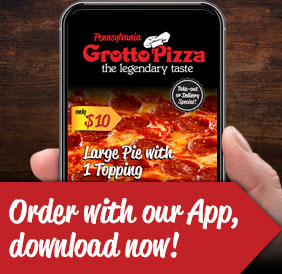 Download our App to order!